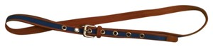 Blue and brown belt new