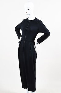 Geoffrey Beene Vintage Long Sleeve Zip Dress