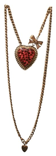 Betsey Johnson Betsey Johnson Gold Chain Necklace