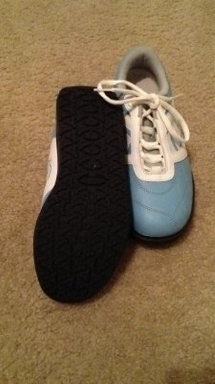 MBT Light Blue and white Athletic