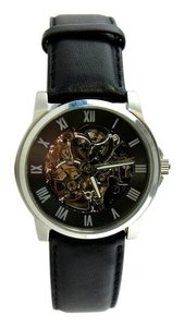 Kenneth Cole Kenneth Cole New York Men's Automatic Skeleton Watch 35mm
