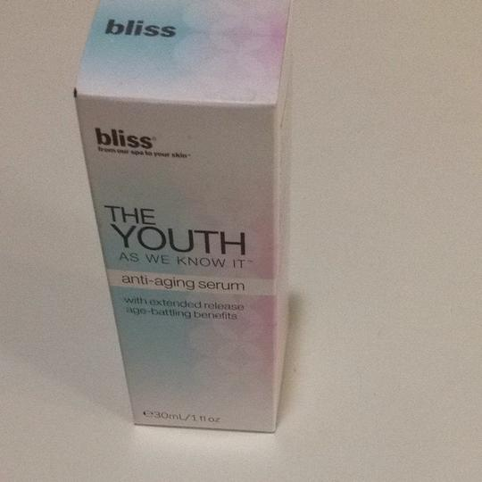 Bliss Bliss The Youth As We Know It Anti-aging Serum 30ml