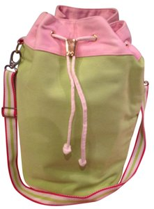 Lilly Pulitzer Pink/mint Travel Bag