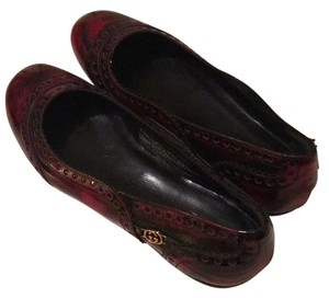Gucci Deep wine Flats