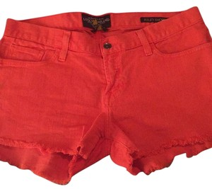 Lucky Brand Cut Off Shorts Coral