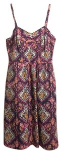 J.Crew short dress Fuchsia on Tradesy