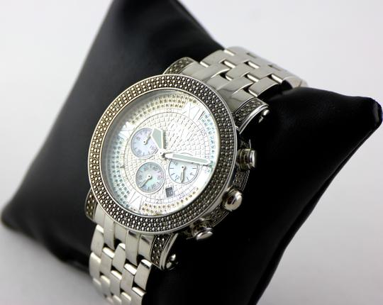 CA Links CA Links GTS Multicolor Rhinestone Accent Watch 44mm Image 5