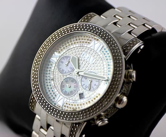 CA Links CA Links GTS Multicolor Rhinestone Accent Watch 44mm Image 6