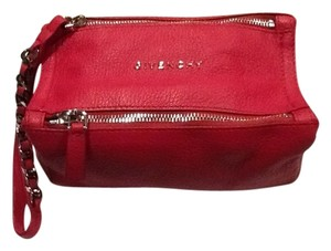Givenchy Wristlet in Raspberry
