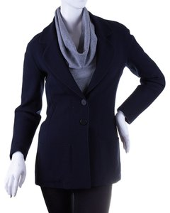 Chanel Vintage Women's Wool Black Blazer