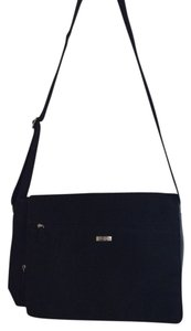Liz Claiborne Laptop Black Laptop Bag