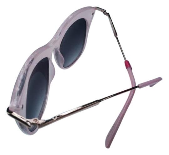 Betsey Johnson NEW W/TAG - Cat Eye Pink with gold tone temples - Very Trendy! Image 3