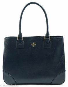 Tory Burch Robinson Tote in Blue