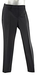 Prada Milano Stretch Trouser Pants Black