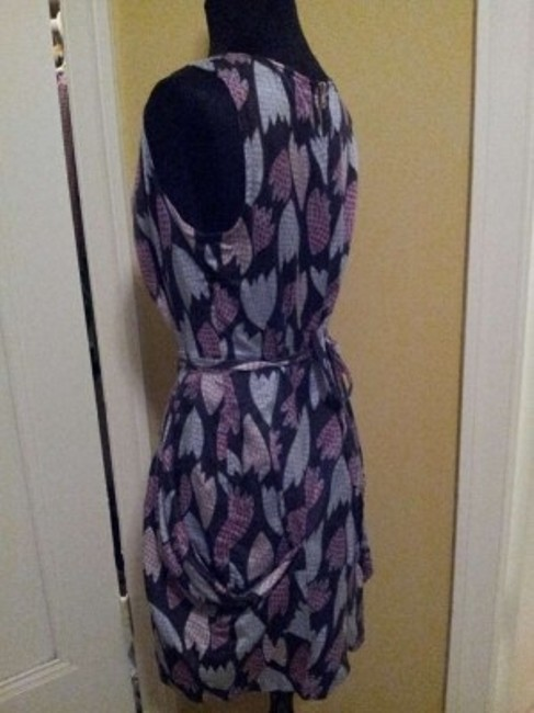 Steve Madden short dress Blue /patterned on Tradesy