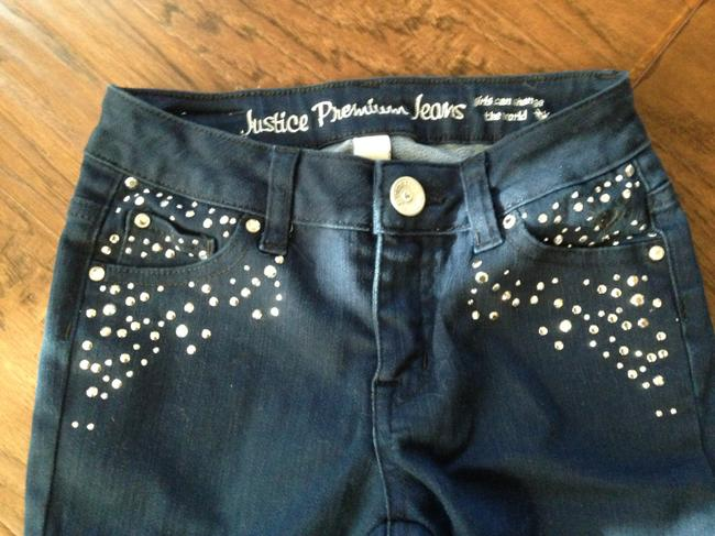 justice New For Girls 12s Skinny Jeans