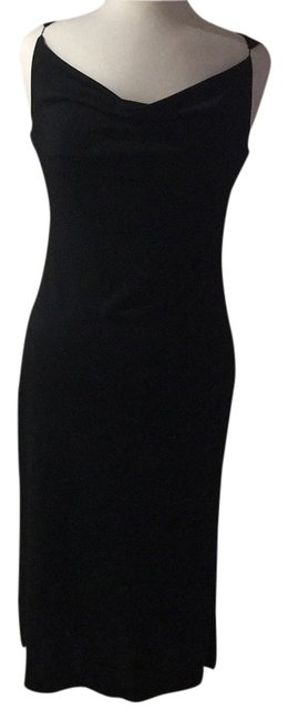 Preload https://img-static.tradesy.com/item/15081961/necessary-objects-black-mid-length-cocktail-dress-size-8-m-0-1-650-650.jpg