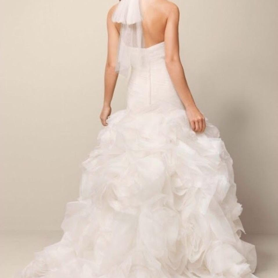 Vera wang white 351172 wedding dress wedding dresses on sale for Vera wang wedding dresses sale