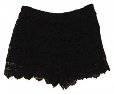 Zara Mini/Short Shorts Black