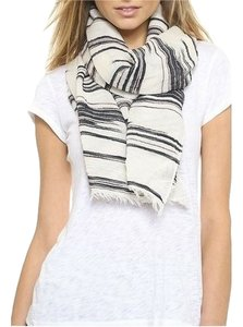 Rag & Bone New! Rag&Bone Frayed Stripe Scarf