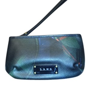 L.A.M.B. Wristlet in plaid