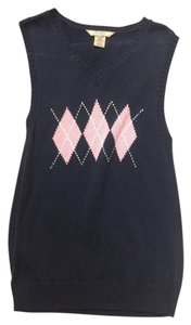 Arizona Vest T Shirt Navy blue