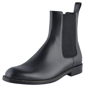 Gucci Chelsea Ankle Leather black Boots