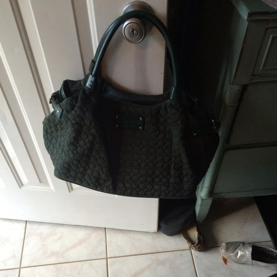 Kate Spade Satchel in Dark Green