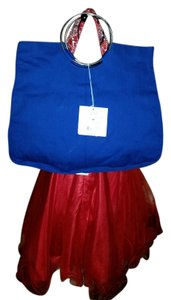 Jennifer Lopez Tote in Royal Blue