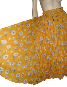 Other Maxi Skirt yellow