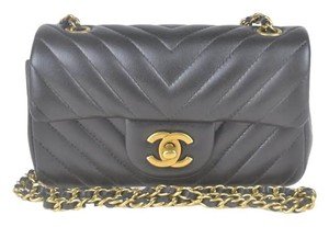 Chanel Cheveron Mini Shoulder Bag