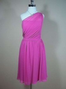Alfred Angelo Fuchsia 7243s Dress