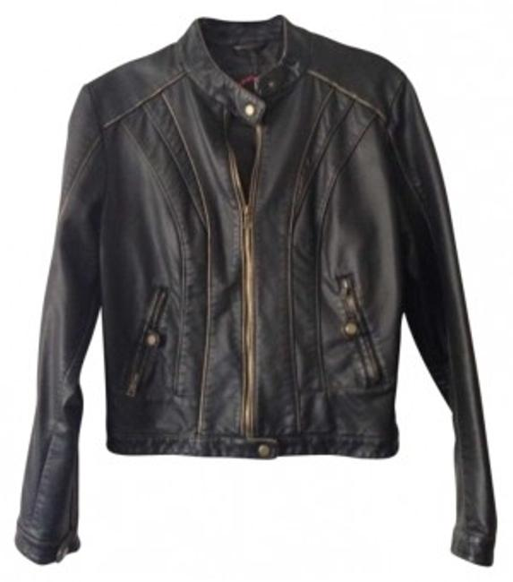 Preload https://item3.tradesy.com/images/giacca-black-w-gold-detail-leather-jacket-size-12-l-150907-0-0.jpg?width=400&height=650