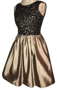 Adrianna Papell Sparkle Spring Dress