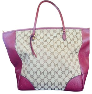 Gucci Satchel in Red Brown