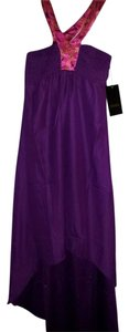 Rocawear short dress Purple on Tradesy