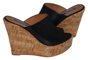 Dee Keller BLACK Wedges