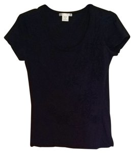 Charlotte Russe T Shirt Navy