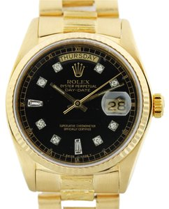 Rolex ROLEX Day Date President 18078 18kt Watch