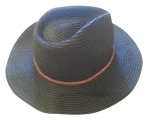Banana Republic Black Panama Hat