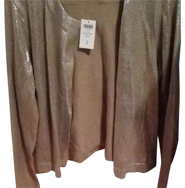 Preload https://item1.tradesy.com/images/chico-s-gold-foiled-niece-cardigan-night-out-top-size-10-m-1509505-0-1.jpg?width=400&height=650
