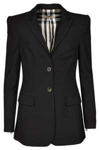 Burberry Buberry New Sales Black Blazer