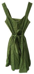 Nanette Lepore short dress Green on Tradesy