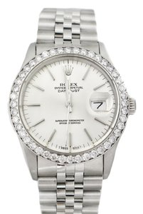 Rolex Rolex Datejust 36mm - Steel Bracelet