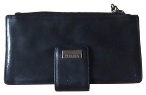 Perlina Wristlet in Black