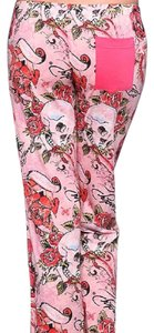 Ed Hardy Pj Pants Pink Leggings