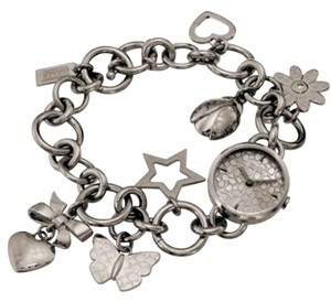 Coach NIB - $458.00 - Authentic COACH Zoe Wristwatch/Charm Bracelet RARE AND HARD TO FIND - STUNNING!!