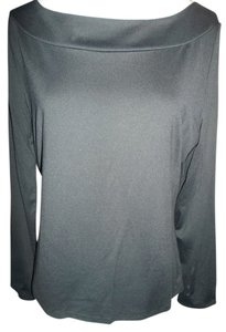 Apostrophe Long Sleeve Spandex Tunic