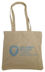 Gemline Columbia Lion Reusable Eco-friendly Tote in Natural