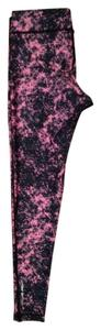 Under Armour pink acid wash Leggings